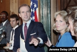 Сенатор Джо Байден, 1987 год