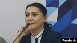 Айжан Орозакунова, адвокат.