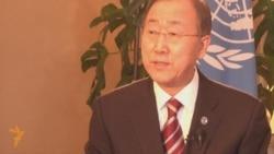 Ban Ki-moon o WikiLeaks-u