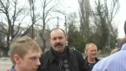 """""""Урыс берлеге"""" Кырымда Украина хәрби бүлекләрен чолгап алды"""