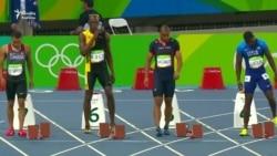 Usain Bolt 7-ci dəfə olimpiya çempionu oldu