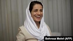 Iranian lawyer Nasrin Sotoudeh