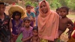 Десятки тисяч рохінджа стали біженцями через збройний конфлікт у М'янмі (відео)