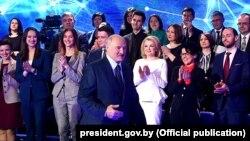 Аляксандар Лукашэнка на сустрэчы зь кіраўнікамі дзяржаўных СМІ
