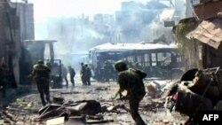 Сирия: полномасштабная гражданская война