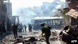 Даргириҳо дар Алеппо
