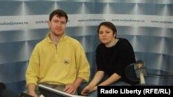 Режиссеры Василий Богатов и Таисия Круговых