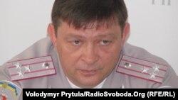 Полковник Олег Кирилін
