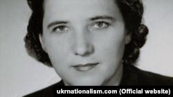 Ярослава Стецько (Ганна Музика) (1920–2003) – український політик, громадський діяч, керівник ОУН(б), голова Антибільшовицького блоку народів (АБН)