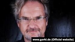 Юрген Майєр, виконавчий директор берлінського театру Максима Горького (фото з сайту www.gorki.de)