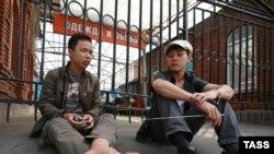 Закрытие Черкизовского рынка оставило без работы тысячи мигрантов