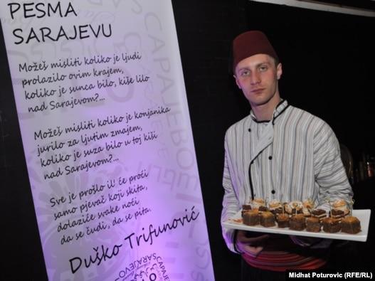 Ceremonija otvaranja projekta 'Sarajevo na rskršću svijeta', 27.11.2010.