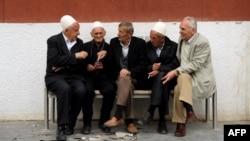 Të moshuar në Kosovë