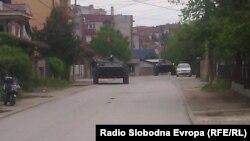 Техніка македонської поліціїі