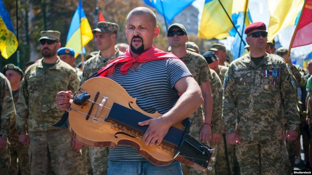 ветерани за Україну