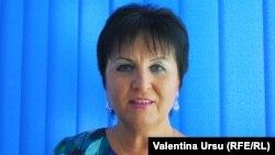 "Moldova - Ana Guțu, prorector of ULIM, former PM, leader of Party ""Dreapta"", Chisinau"