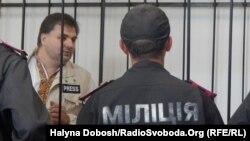 Руслан Коцаба в суді, Івано-Франківськ, 3 червня 2015 року
