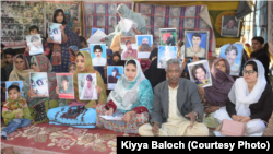Local activists say thousands of Baluch campaigners have gone missing in recent years. The military denies accusations that it is brutally suppressing the region's aspirations for autonomy. (file photo)