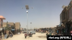 بازار ولسوالی پشتون زرغون هرات