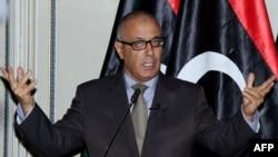 Әли Зейдан, Ливия премьер-министрі.