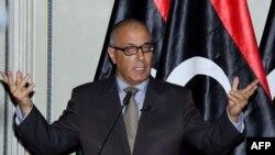 Премьер-министр Ливии Али Зейдан