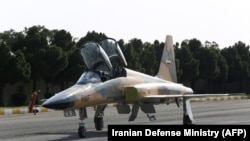 "Iran claims to have built the ""Kowsar"" fighter jet, a fourth-generation fighter with ""advanced avionics"" and multi-purpose."