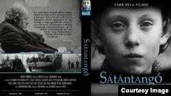 """Bela Tarra dünya şöhrəti gətirmiş """"Şeytan Tanqosu"""" filminin poseri."""