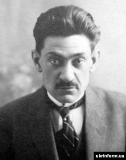 Дмитро Донцов (1883–1973) – ідеолог українського націоналізму, український літературний критик, публіцист, філософ, політичний діяч