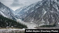 Национальный парк «Ала-Арча», Кыргызстан.