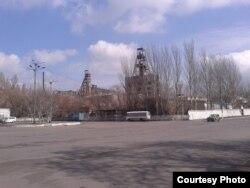 Непрацююча шахта у Сніжному. Фото автора