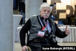 Микола Подрезан хоче, аби пам'ятки культури адаптували для відвідання їх людьми з інвалідністю