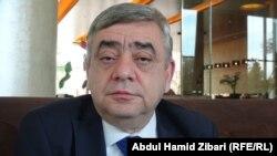 الممثل الخاص للحكومة الأرمينية ليفون ساركسيان
