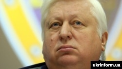 Витор Пшонка, в бытность генеральным прокурором Украины.