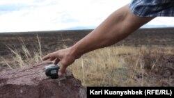 Dosimeter, radiasiyanı ölçən cihaz