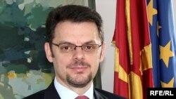 Министер за финансии Зоран Ставрески
