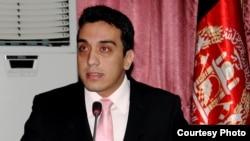 تواب غورزنگ سخنگوی دفتر شورای امنیت ملی افغانستان