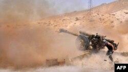 Джихадисты утверждают, что оружие, которым они располагают, американские военные «потеряли»