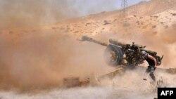 Під час боїв у Сирії, архівне фото