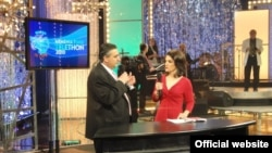 «Հեռուստամարաթոն - 2010», Լոս Անջելես, 25-ը նոյեմբերի, 2010թ., լուսանկարը` «Հայաստան» համահայկական հիմնադրամի