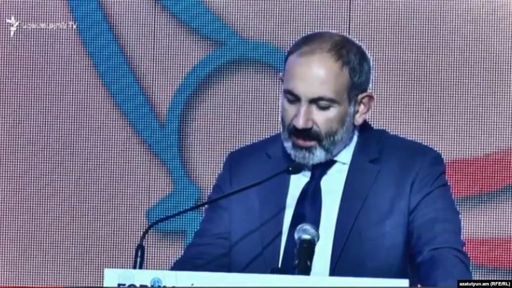 Пашинян сделает заявление об отставке сегодня в 20:00 - пресс-секретарь премьер-министра