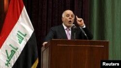 Прем'єр-міністр Іраку Хайдер Аль-Абаді