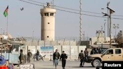 Авіабаза Баграм в Афганістані, архівне фото