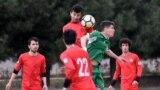 Футболбозони тоҷик. Акс аз бойгонӣ