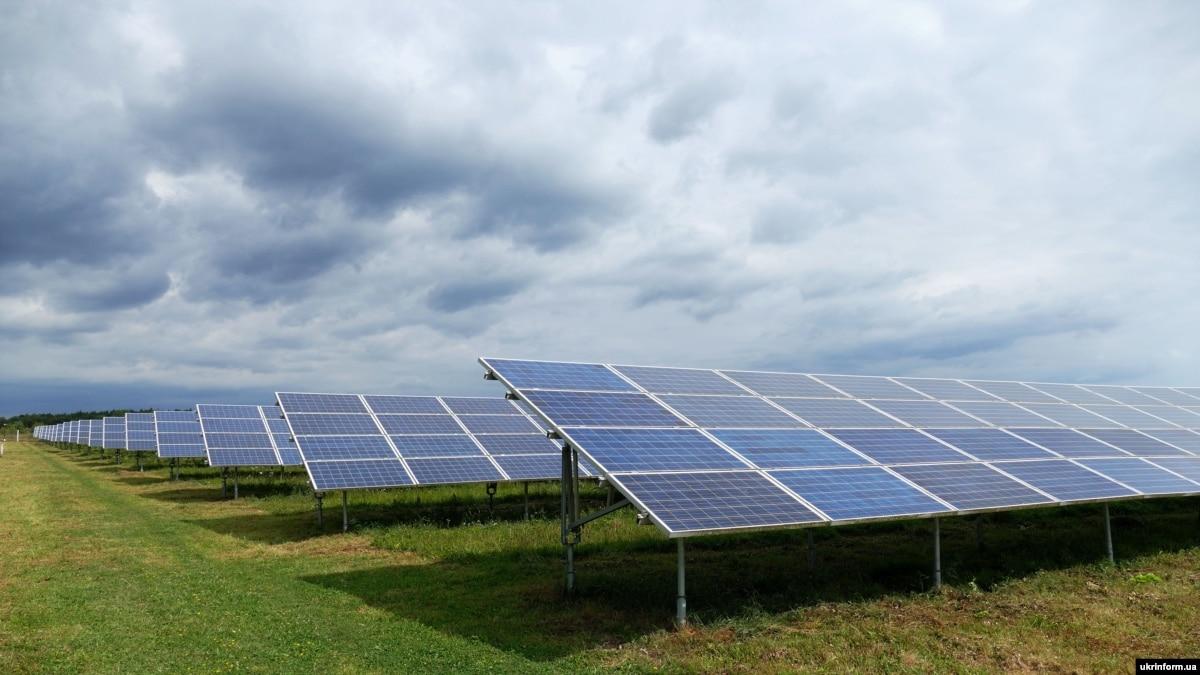 Минэнерго назвало количество украинских домохозяйств, которые установили солнечные панели