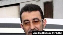 """""""Azadliq"""" editor Qanimat Zahid"""