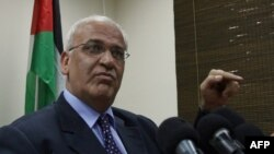 Saeb Erakat e ka përshëndetur vendimin e Suedisë për njohjen e shtetit palestinez