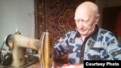 Дедушка Георгий.