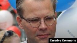 Министр обороны Финляндии Юсси Нийнистё.