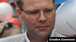 Міністр оборони Фінляндії Юссі Нііністо