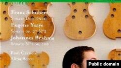 Cperta noului CD al violonistului moldovean